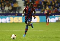 Emmanuel Boateng, Levante