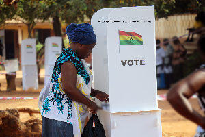 Ghanaians go to the polls on December 7