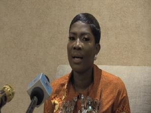 Chief Executive Officer of Caroline Group, Caroline Esinam Adzogble