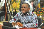Deputy Minister of Agriculture, Kennedy Osei Nyarko