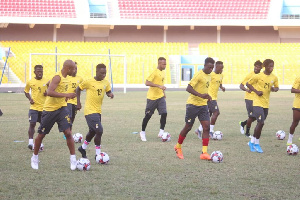 Ghana must select players with purpose, Republik City News