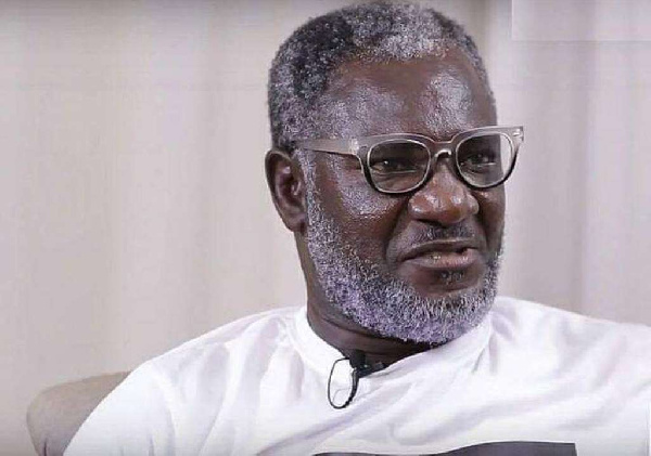 Starboy Kwarteng, father of late Dancehall artiste Ebony Reigns