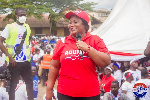NPP Western Regional Treasurer canvasses votes for Ellembelle PC