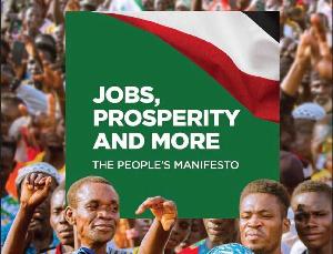 NDC Manifesto 2020