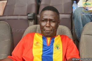 Hearts of Oak Board member Alhaji Akambi