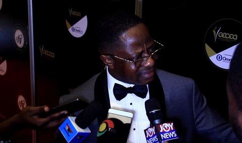 John Peter Amewu - Minister, Lands & Natural Resources