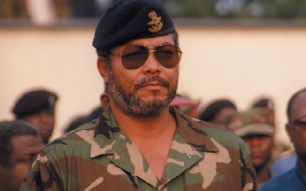 AFRC humiliation of Ghanaians was sad but well deserving – Rawlings