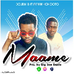 Cover art for Double B's Maame