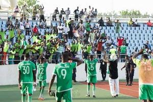 Elmina Sharks survived relegation
