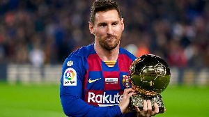 Lionel Messi zai lashe Ballon d'Or na bakwai jumulla