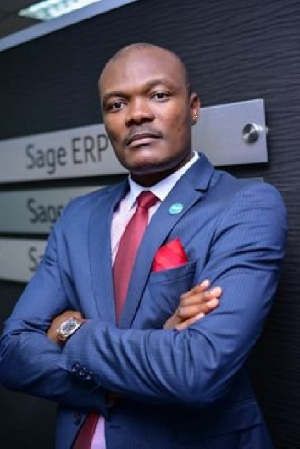 Regional director of Sage West Africa has urged gov't to pay more attention to development of SMEs
