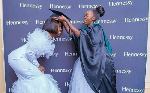 Akothee and her daughter Vesha Okello [Courtesy]