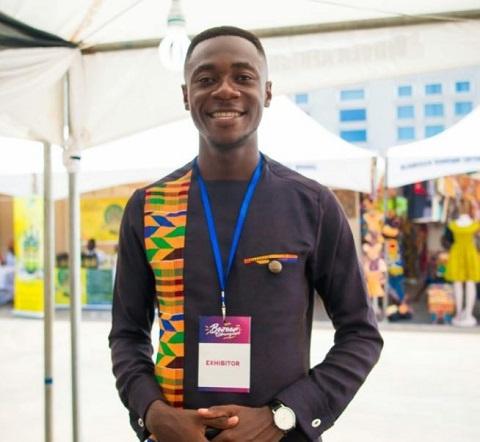 Benjamin Owusu, CEO of Woven Africa