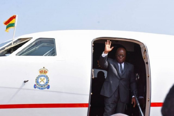 Akufo-Addo goes into isolation after exposure to person with coronavirus