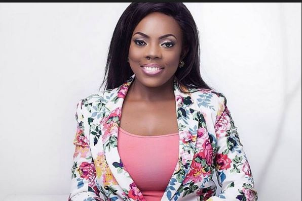 Nana Aba Anamoah, News Editor -GhOne TV