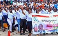 Nation Builders Corp (NaBCo) graduates