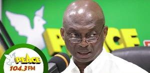 Editor-in-Chief of New Crusading Guide newspaper, Abdul Malik Kweku Baako