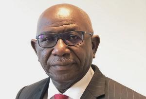 Felix Addo, Chief Executive of Garia