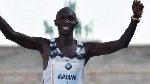 Kipsang won the Berlin Marathon in 2013, London in 2012 and 2014, New York in 2014 and Tokyo in 2017