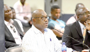 GFA Exco member George Amoako
