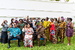 Women Traders group commends Second Lady for working for women and children