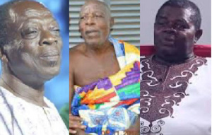 Kohwe, the late Super OD and Psalm Adjeteyfio also known as 'TT' have all benefited from politicians