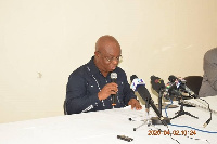 Dr. Archibald Yaw Letsa, Volta Regional Minister
