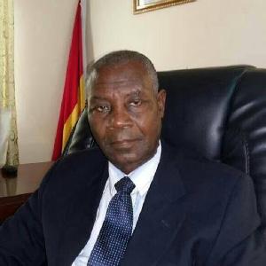DCE for Ada West, Hon. Adzoteye Larweh Akrofi