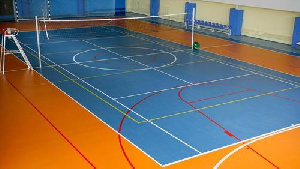 A volley ball court (File photo)