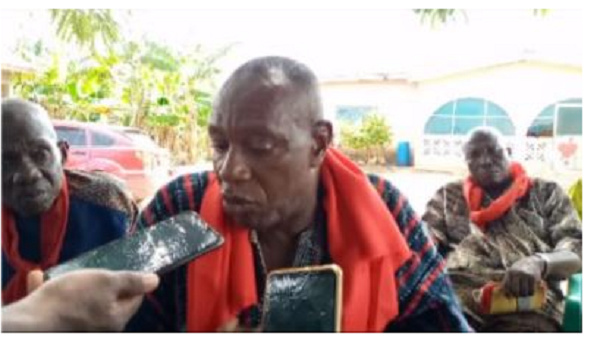 We'll go to court to force Supt. Kobil to return dead bodies – Gomoa Fawomaye threatens