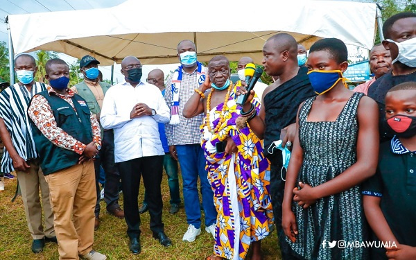 Govt to foot medical bills of Akyem-Batabi disaster victims - Bawumia reveals