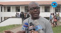 Prof. Ransford Gyampo, Director CES, University of Ghana