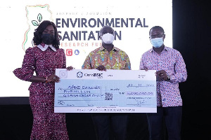 Zoomlion in partnership with GCGL, AfES Consult launch Environmental Sanitation Research Fund
