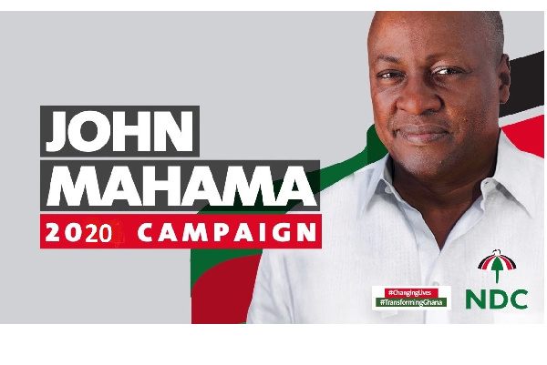With John Mahama yet to settle on a running mate for 2020, the big question still remains who?