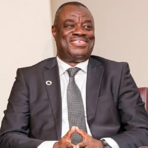Minister of Tourism Arts and Culture, Dr Ibrahim Mohammed Awal