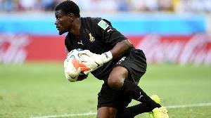 Goalkeeper, Fatau Dauda