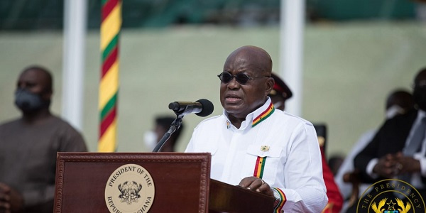 President urges Ghanaians to remain resolute to defeat coronavirus