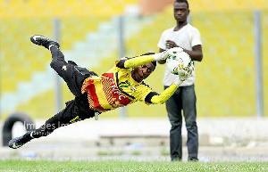 Felix Annan, Asante Kotoko goalkeeper