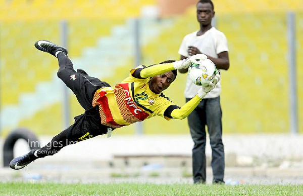 \'This is a big blow to me\' - Felix Annan cries over recent injury