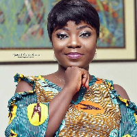 Afia Pokuaa (Vim Lady) is a broadcast journalist with Despite Media