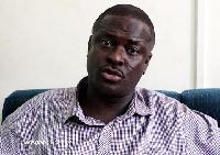 David Kankam Boadu, aspiring national chairman of NPP
