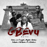 Joe Frazier, Mzvee, Gemini, Cabum, Feli Nuna, EL on 'Gbevu Remix'