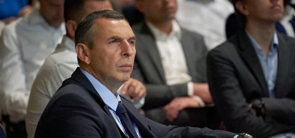 Serhiy Shefir, Ukrainian President Volodymyr Zelensky's close aide