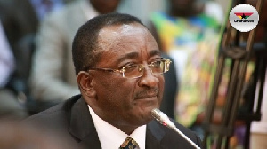 Owusu Afriyie Akoto, Minister for Food and Agriculture