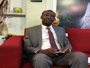 NDC Chairman for Ayawaso West Wuogon, Bismark Aborbi-Ayitey