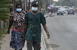Ghana's coronavirus cases is rising steadily
