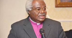 Rev Emmanuel Martey