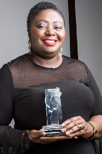 Abiola Bawuah, Managing Director of United Bank for Africa