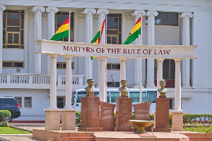The Supreme Court of Ghana