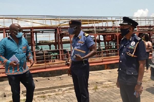 High-seas illegal fuel trade rising - Ghana Maritime Authority